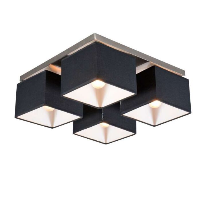 Ceiling-Lamp-VT-4-Black