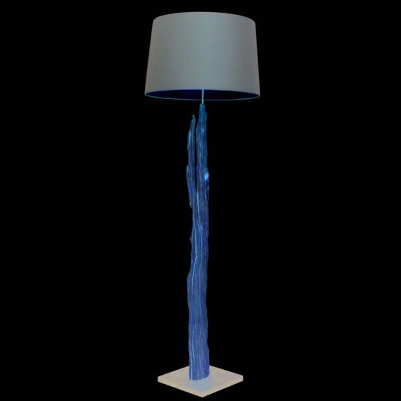 Floor-Lamp-Aranya-Bleached--Brown-Shade