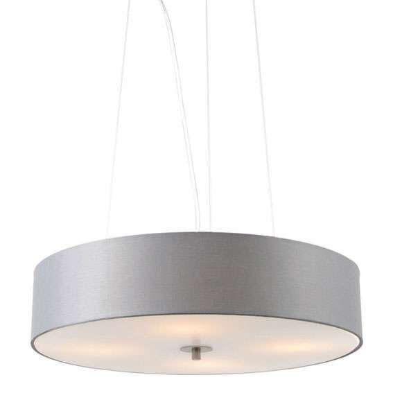 Pendant-Lamp-Drum-50-Short-Grey