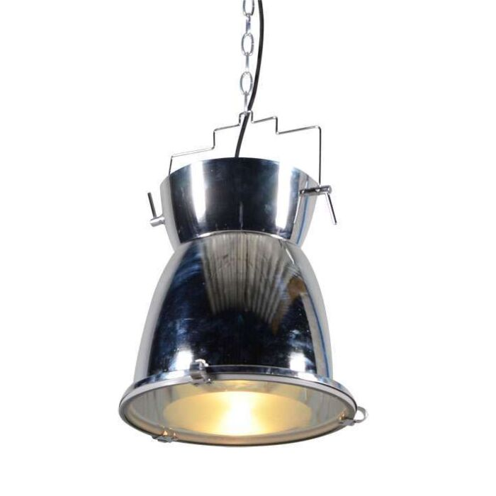 Pendant-Classic-Industry-1-Chrome
