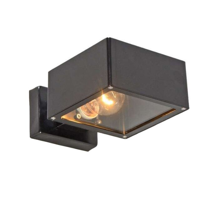 Outdoor-Wall-Lamp-Bussum-II-Black