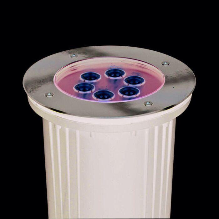 Ground-Spotlight-Power-LED-6-x-1-W