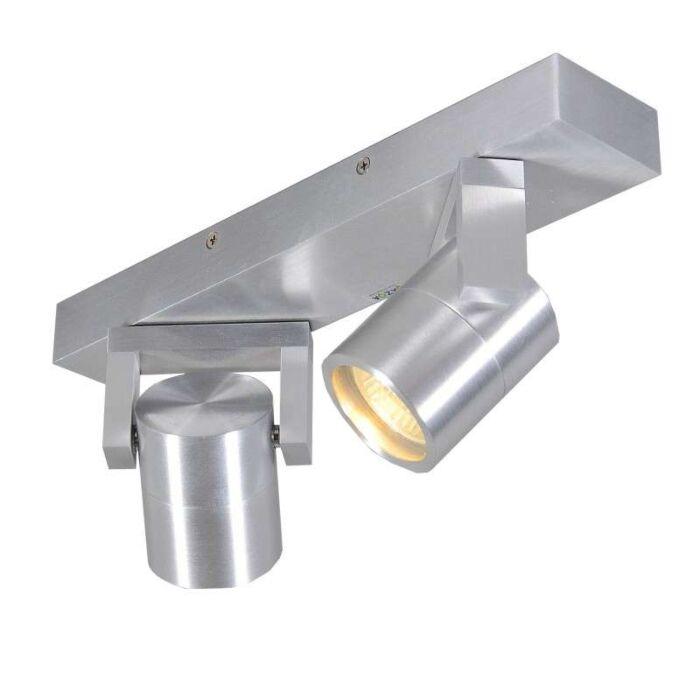 Spotlight-Move-II-Aluminium