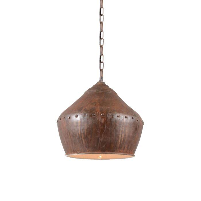 Pendant-Lamp-Barun-33-Weathered-Rust