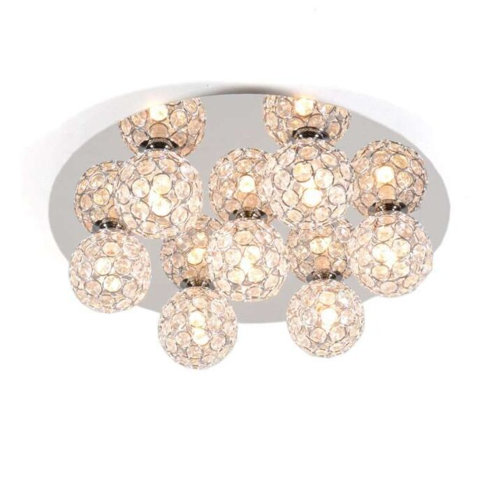 Ceiling-Lamp-Sfera-7-Chrome