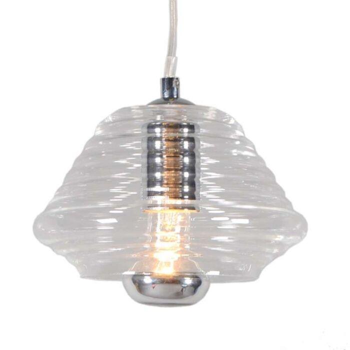 Pendant-Lamp-Treviso-II-Clear-Glass