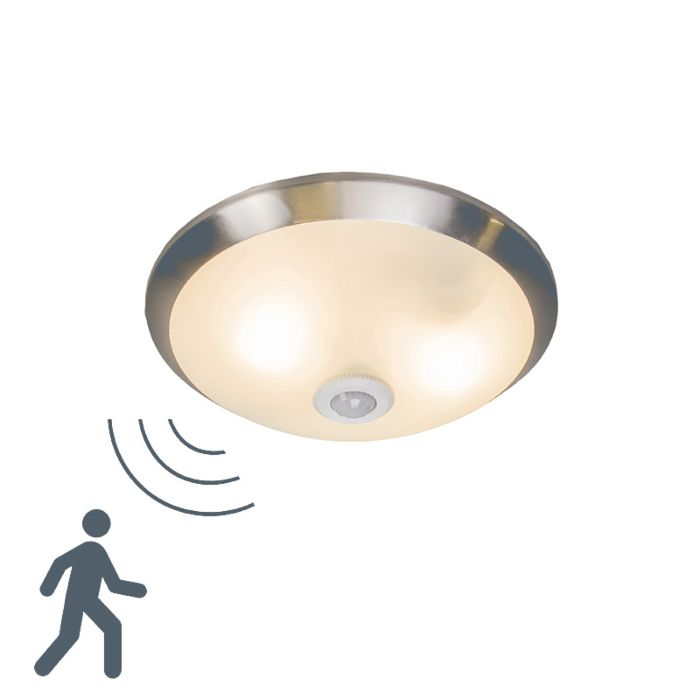 Ceiling-Lamp-Motion-III-Steel-with-Motion-Sensor