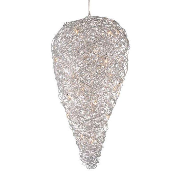 Hanging-Lamp-Draht-Drip-Aluminium