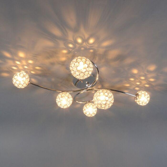 Ceiling-Lamp-Sfera-6-Chrome