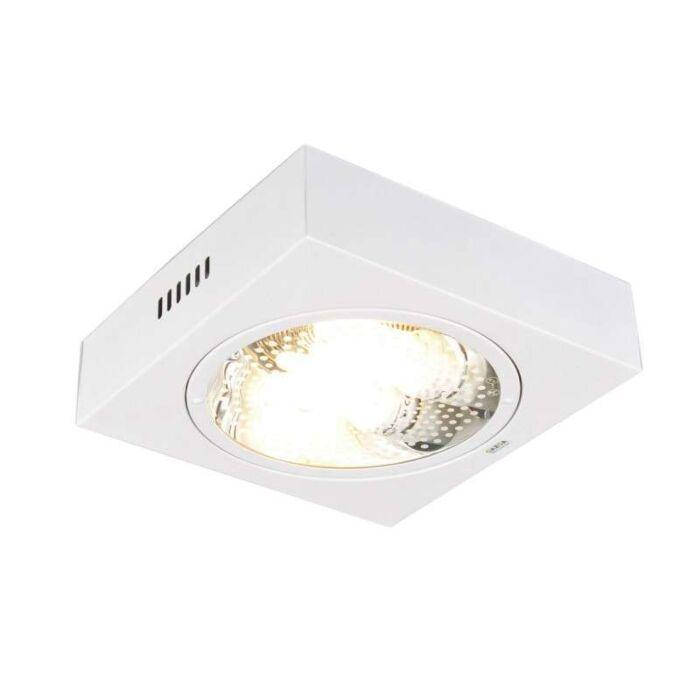 Ceiling-Lamp-Doblo-Square-White