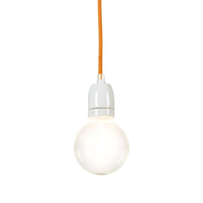 Pendant-Lamp-Cavo-Orange