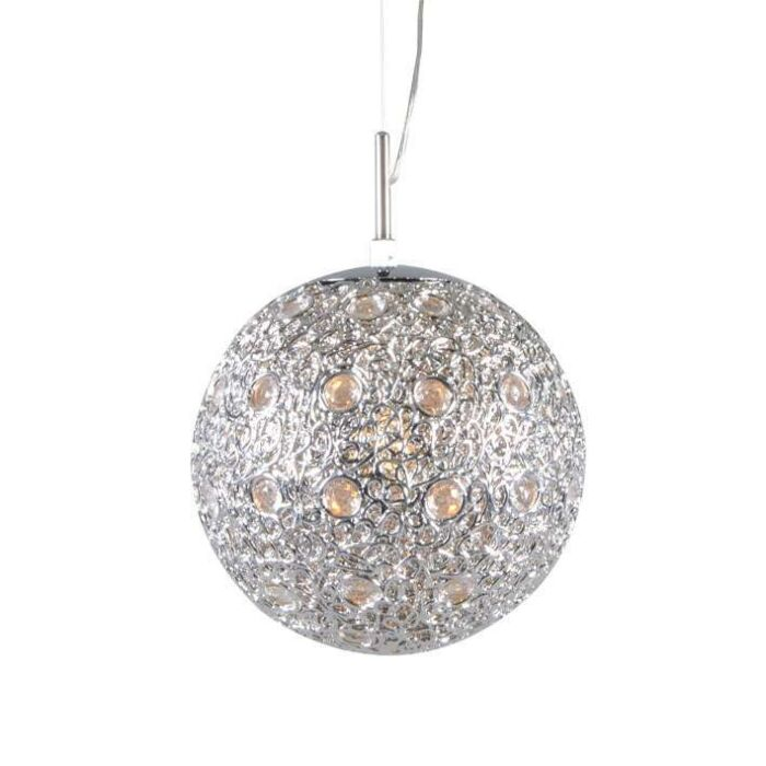 Pendant-Uccello-30-Chrome