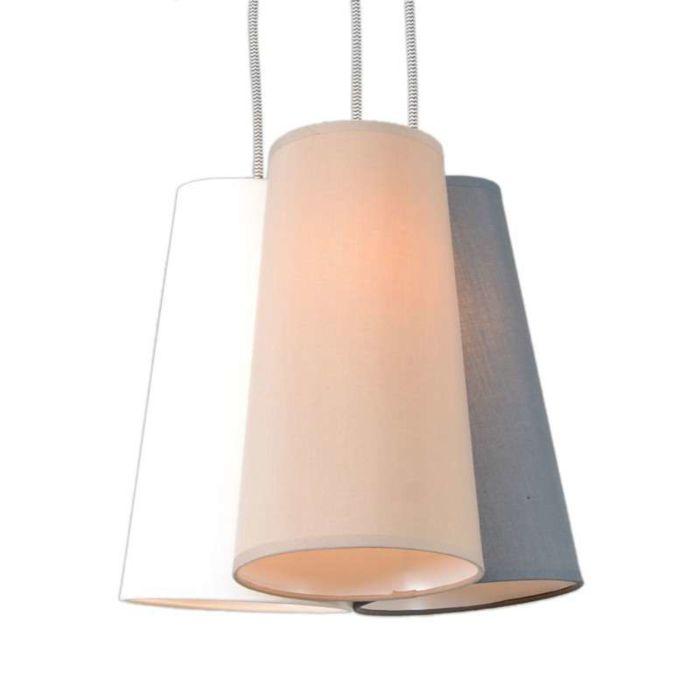 Pendant-Lamp-Tromba-White-Gray-Taupe
