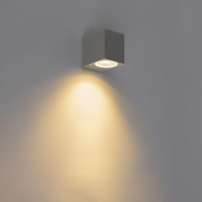 Modern-Wall-Lamp-Anthracite-IP44---Baleno-I