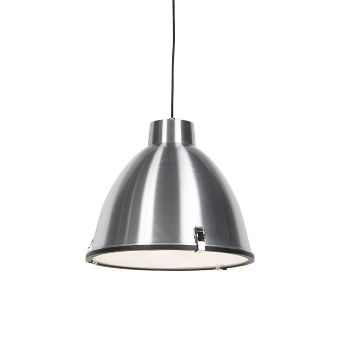 Industrial-hanging-lamp-aluminum-38-cm-dimmable---Anteros