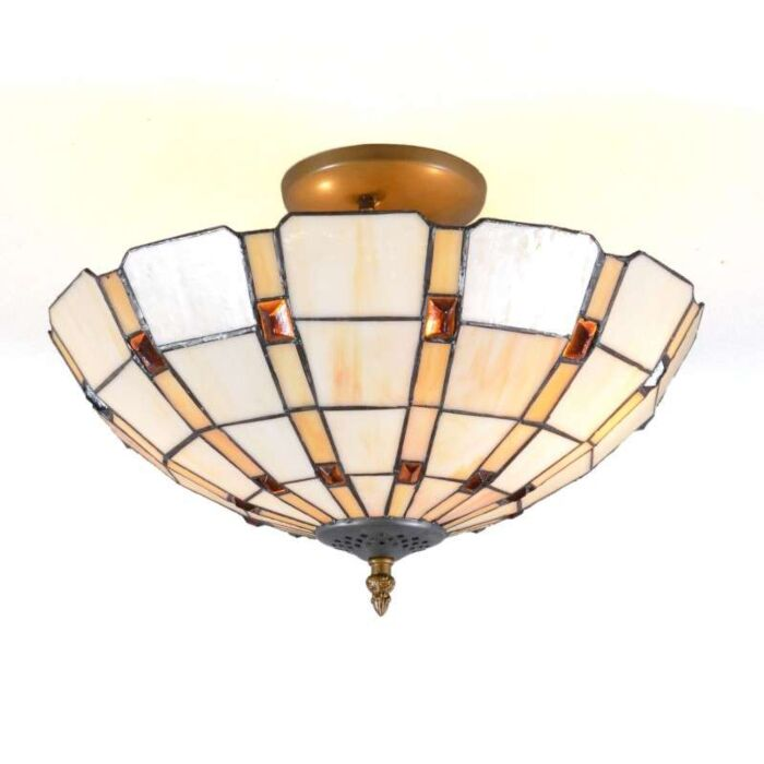 Tiffany-Ceiling-Lamp-Liddesdale