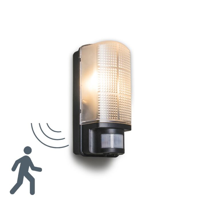 Outdoor-Lamp-Mossa-with-Motion-Sensor-Black