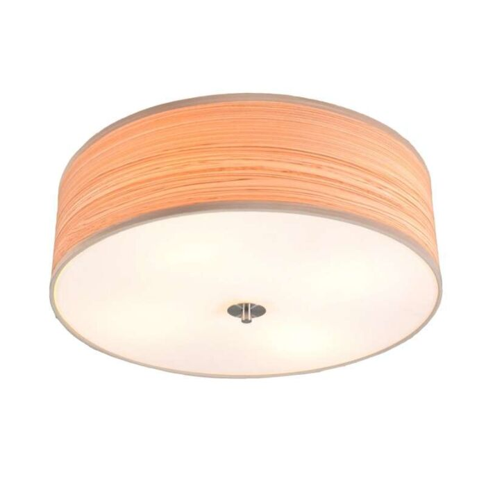 Ceiling-Lamp-Drum-50-Wood
