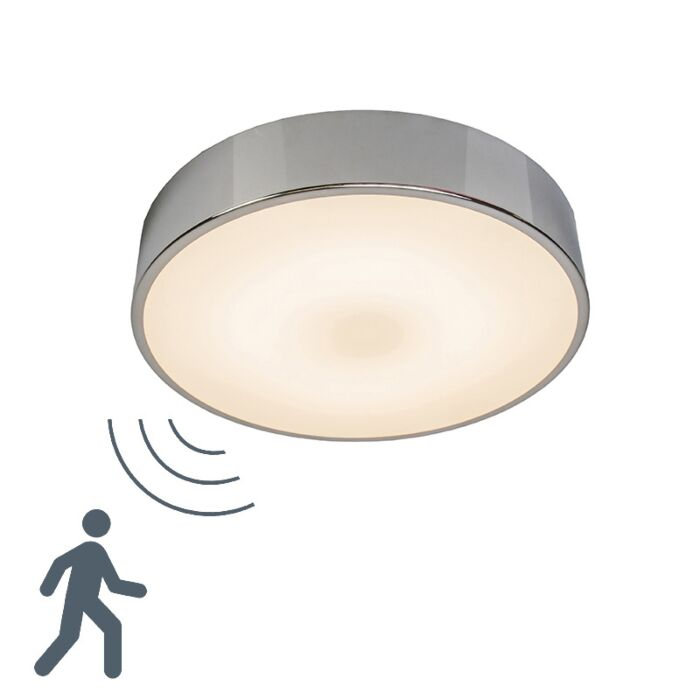 Ceiling-Lamp-Motion-II-Aluminium-LED-with-Microwave-Motion-Sensor