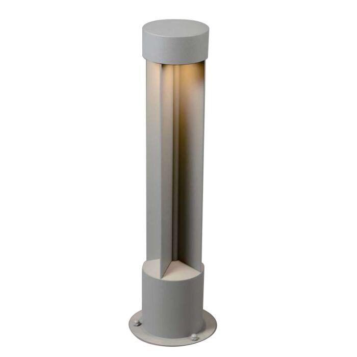 Outdoor-lamp-Reda-Round-Grey