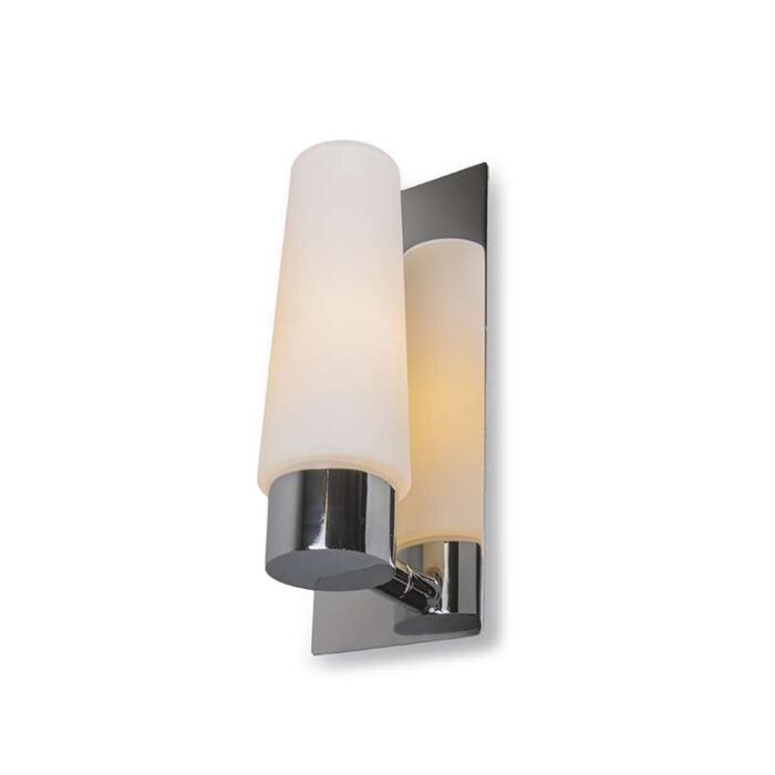 Wall-Lamp-Allure-I-Chrome-Bathroom