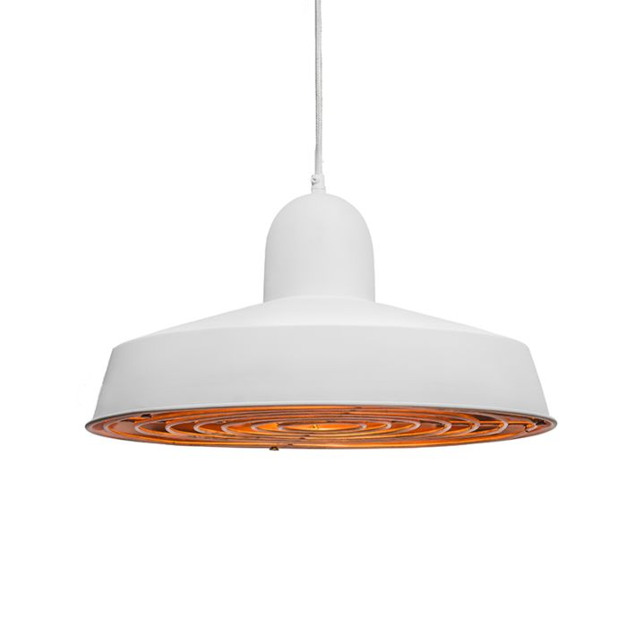 Pendant-Lamp-Strijp-Deluxe-White-with-Copper