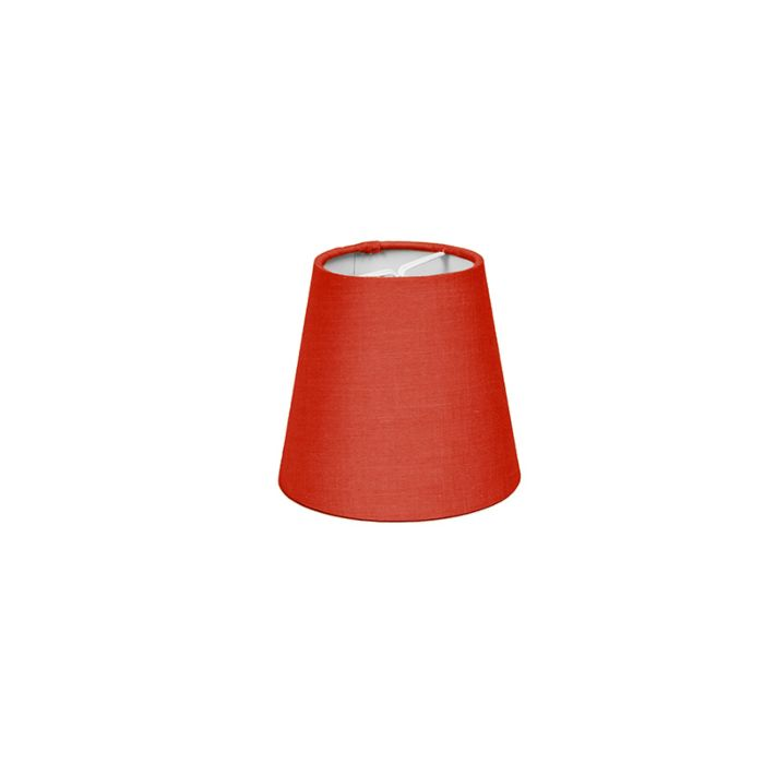 Clamp-Shade-Round-12cm-SC-Red