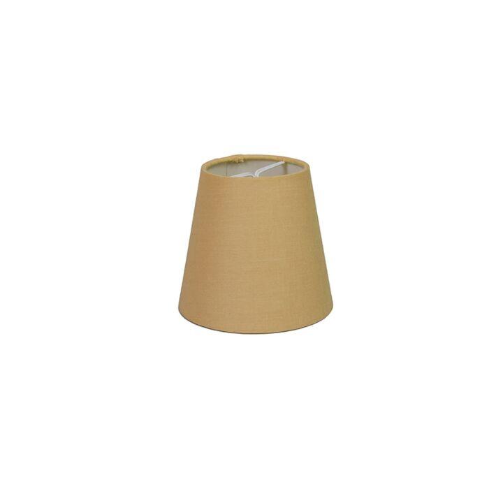 Clamp-Shade-Round-12cm-SC-Beige