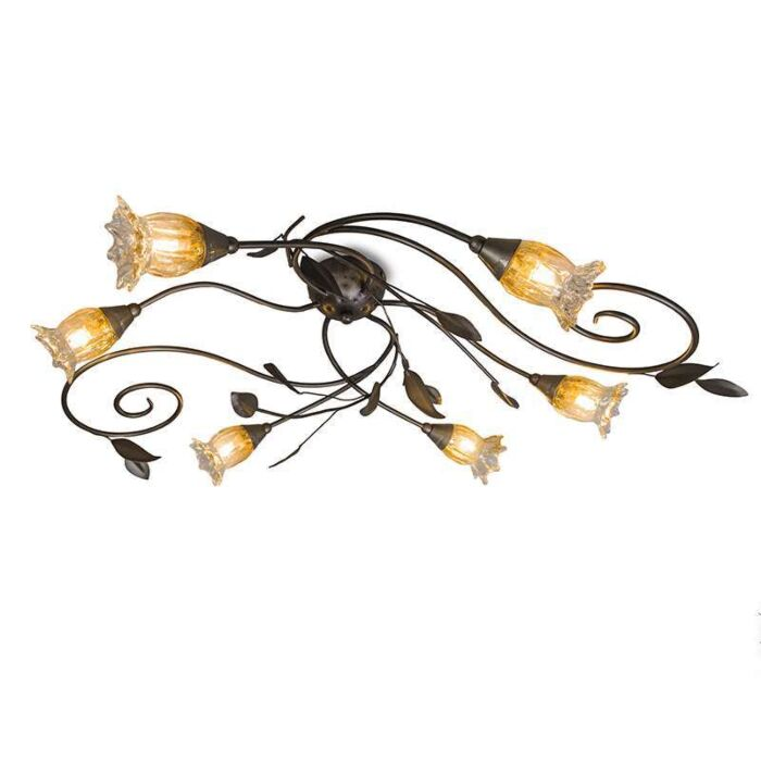 Bachus-6-ceiling-lamp-antique