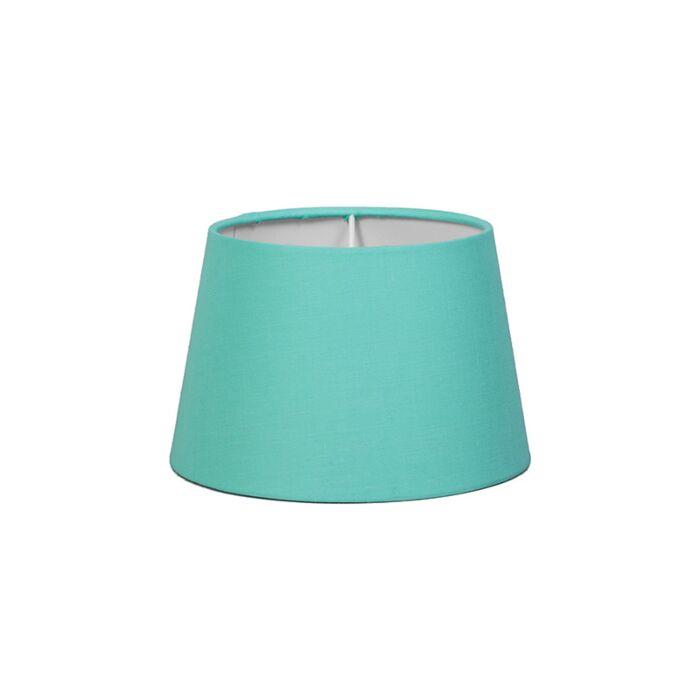 Shade-Round-18cm-SD-E27-Turquoise