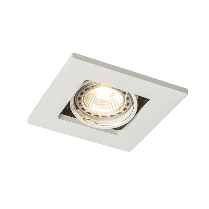 Modern-recessed-spot-white-adjustable---Qure