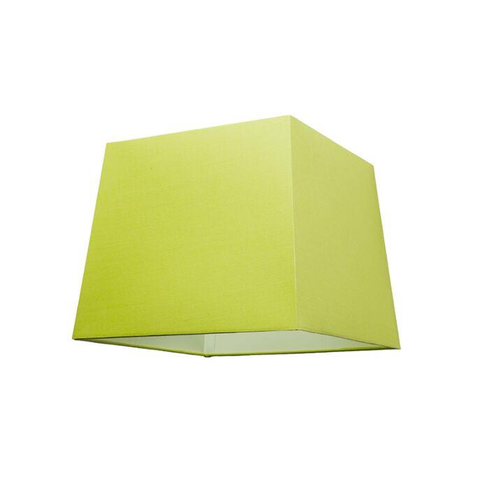 Shade-Square-30cm-SU-E27-Green