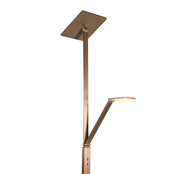 Floor-Lamp-Giornale-Rose-Gold