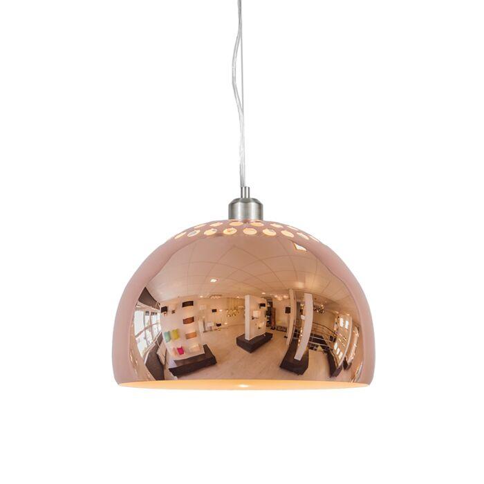 Pendant-Lamp-Globe-33cm-Copper