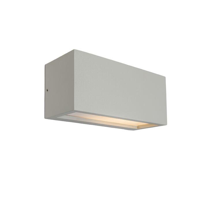 Wall-Lamp-Angle-1-Light-Grey