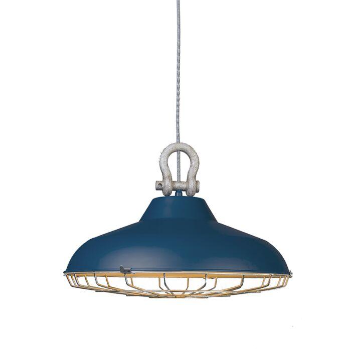 Pendant-Lamp-Strijp-Matte-Blue