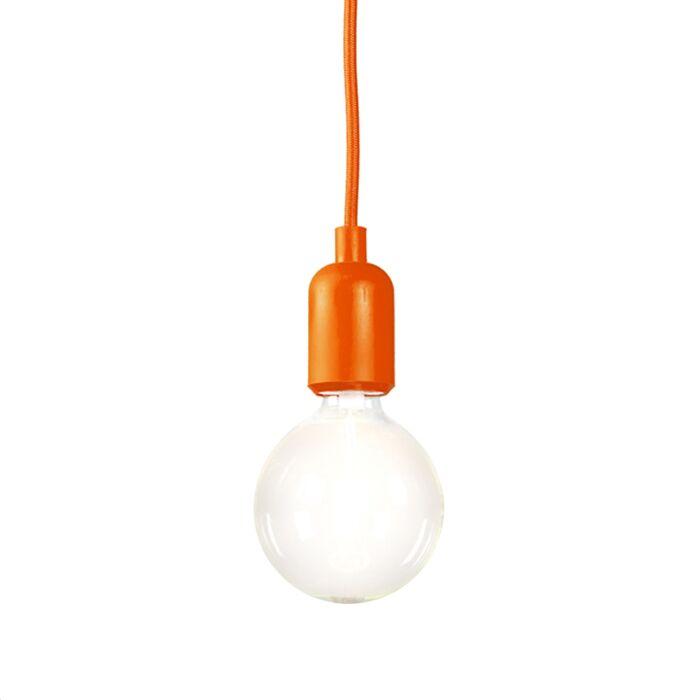 Pendant-Lamp-Cava-Orange