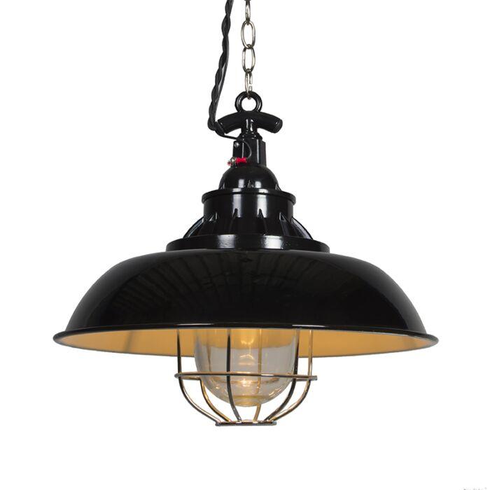 Pendant-light-Strijp-S-Black