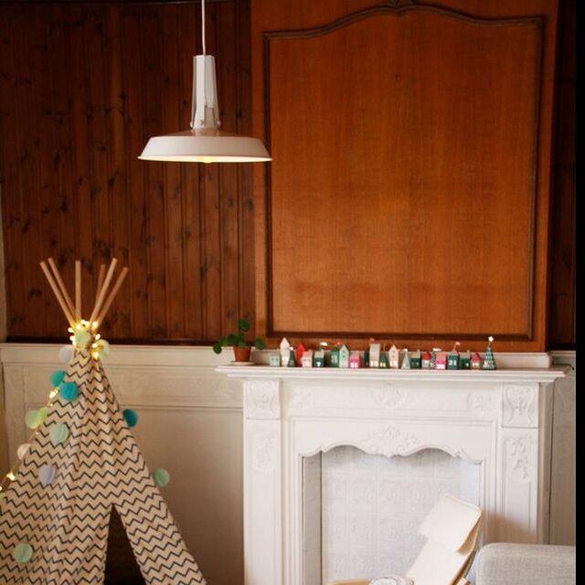 Living-Pendant-Lamp-40cm-White