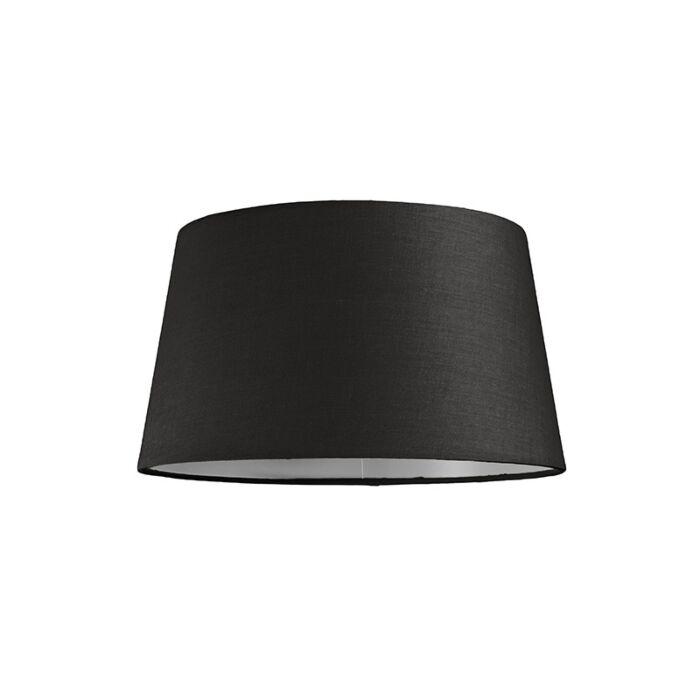 Shade-Round-30cm-SU-E27-Black