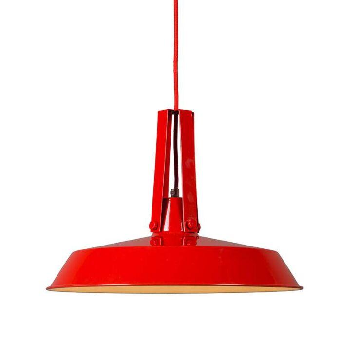 Living-Pendant-Lamp-40cm-Red