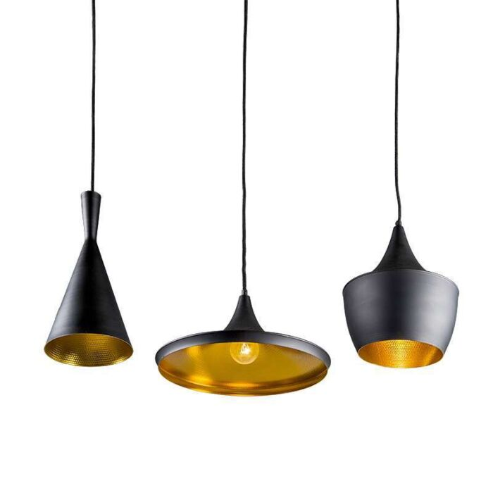 Pendant-Lamp-Depeche-3-Black-with-Gold