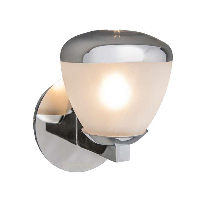 Bathroom-wall-lamp-chrome-Jaws-I