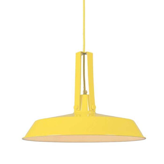 Living-Pendant-Lamp-40cm-Yellow