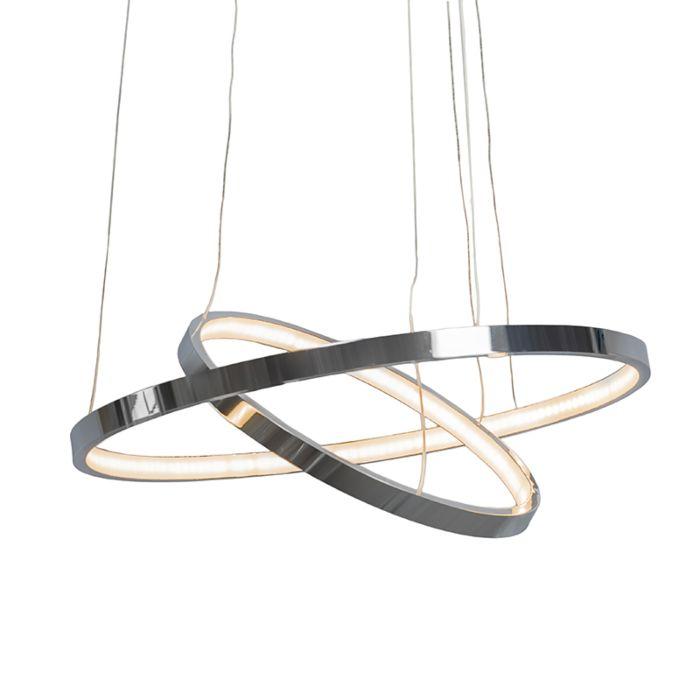 Pendant-Lamp-Halo-Chrome