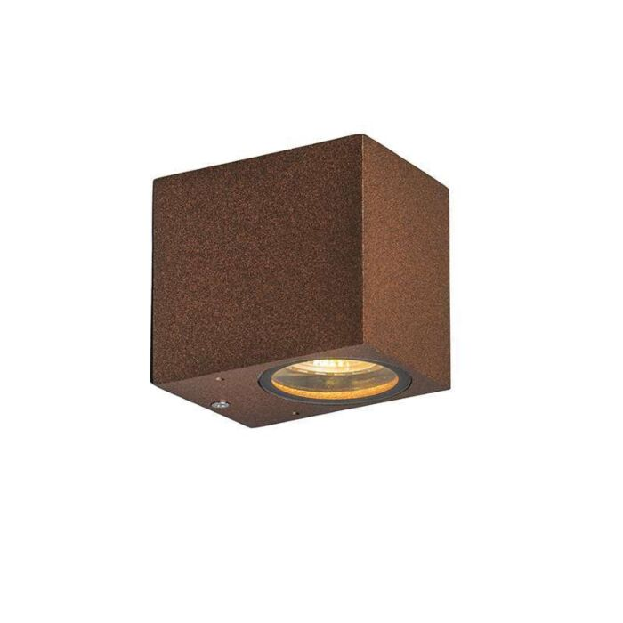 Industrial-Wall-Lamp-Rust-Brown-IP44---Baleno-I