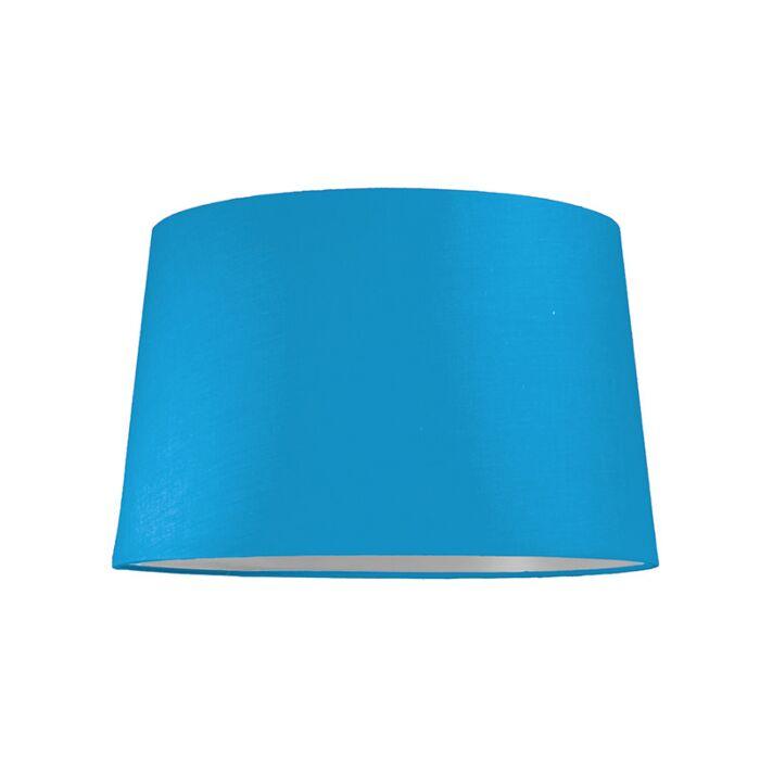 Shade-Round-40cm-SU-E27-Light-Blue