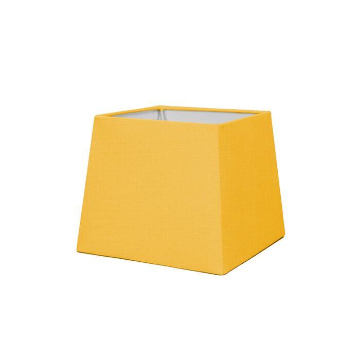 Shade-Square-18cm-SD-E27-Yellow