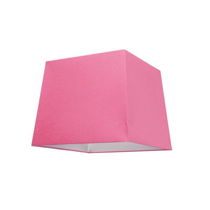 Shade-Square-30cm-SU-E27-Pink