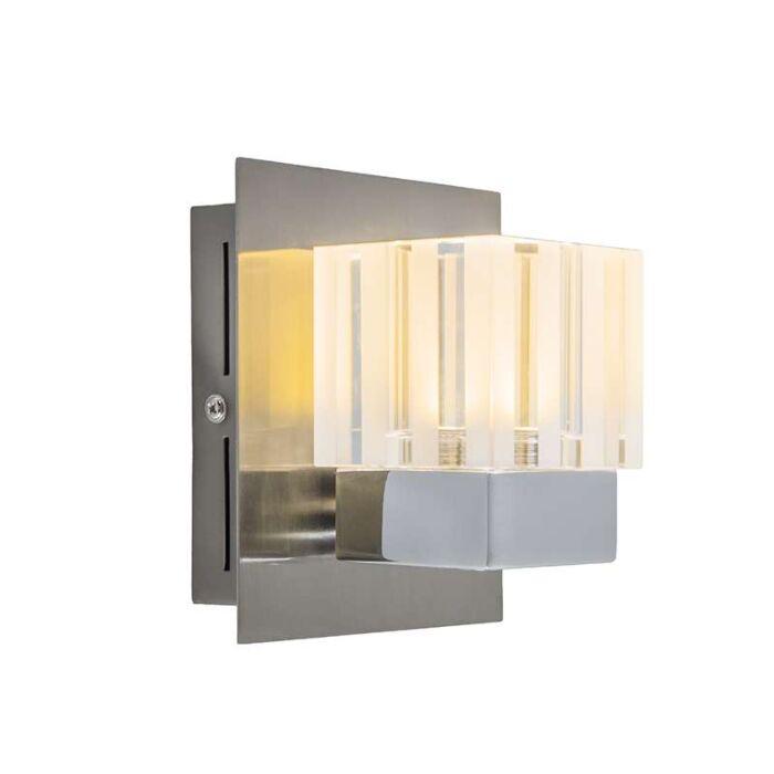 LED-Wall-Lamp-Dice-1-Chrome